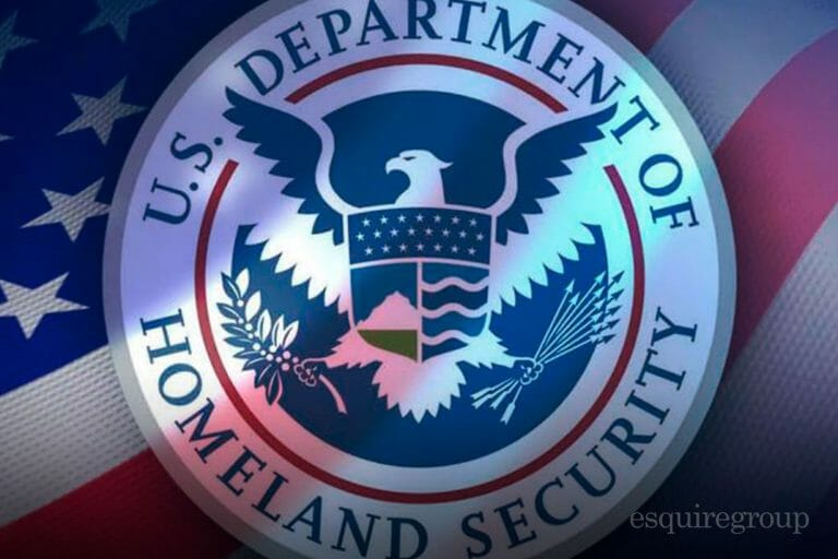 Unfiled or unpaid taxes? Plan on a meeting with Homeland Security the next time you come to the U.S.
