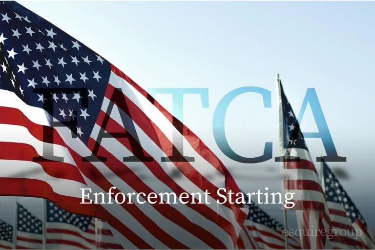 OVDP closing. FATCA Enforcement Starting!